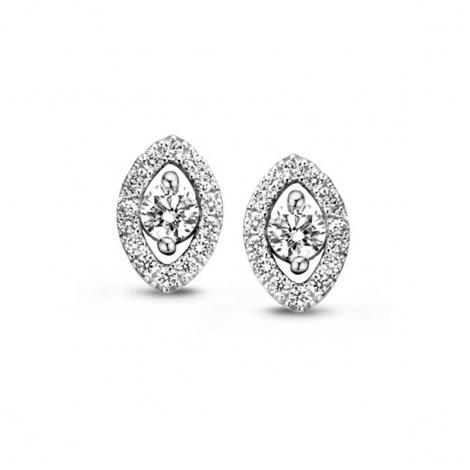 Boucles d'oreilles diamants One More - Salina 062366A