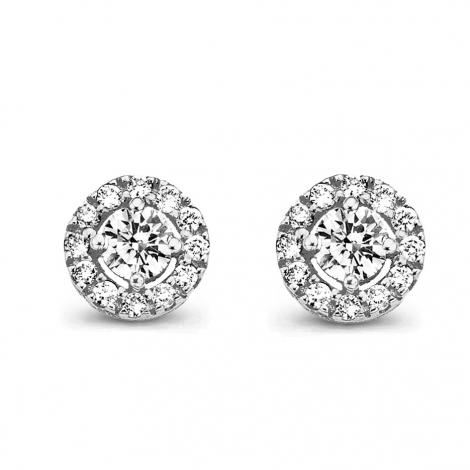 Boucles d'oreilles diamants One More - Salina 93FD36A