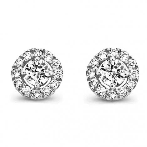 Boucles d'oreilles diamants One More - Salina 93FD51A