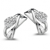 Boucles d'oreilles et oxydes Naiomy Silver - Femme - Adriana - N7L04