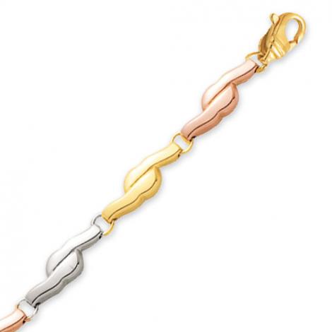 Bracelet 3 ors - 5g Maeva