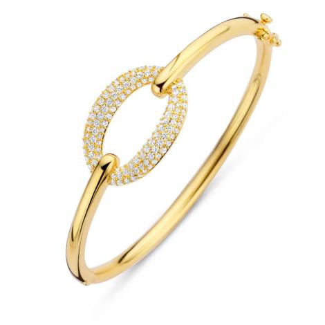 Bracelet argent Naiomy Silver doré Silver - Femme - Camila - N0A60