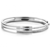 Bracelet argent Naiomy Silver - Femme - Kiana - N9Q04