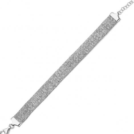 Bracelet argent Naiomy Silver - Femme - Vaihinina - N9O06