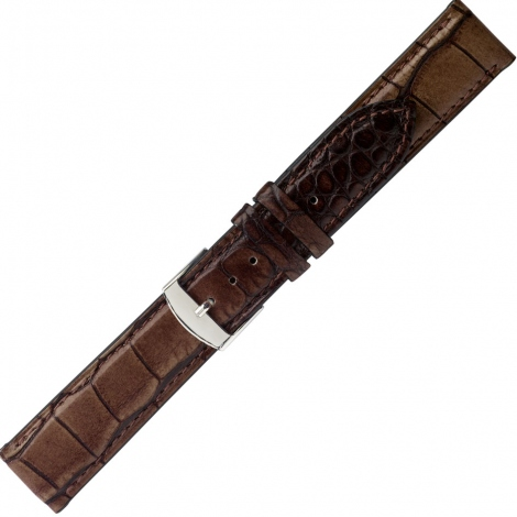 Bracelet Montre Crocodile Bottier Dune