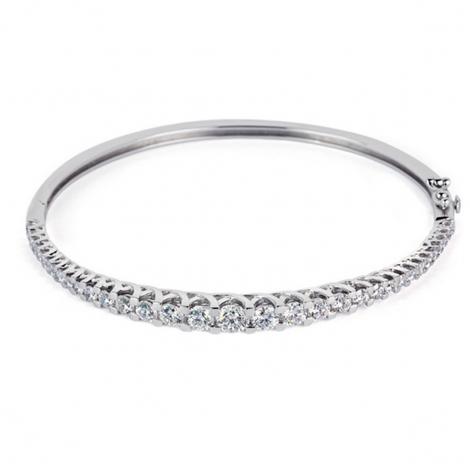 Bracelet diamant 2.7 ct G-VS en Or Blanc - Yasuji - G1142FMPWAY00