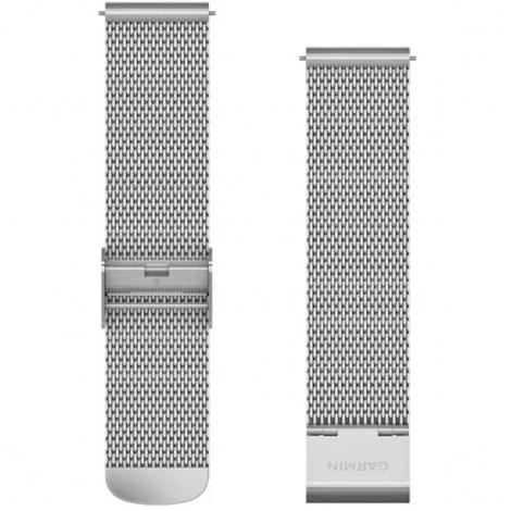 Bracelet en mailles milanaises - 20mm - Garmin - 010-12924-23