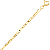 Bracelet en or maille marine 2.5mm - 1.8g Rosemary