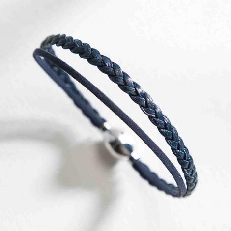 Bracelet FlowersForZoé- Alexandre Marine Homme Alessandra