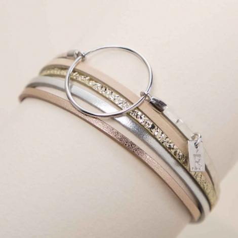 Bracelet FlowersForZoé- Annette Ashley Charme