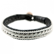 Bracelet Hanna Wallmark MOLL de couleur Kaki - C27 large de 15 mm -  - MOLL
