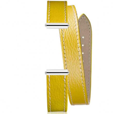 Bracelet interchangeable Herbelin Holiday Jaune 17048.64
