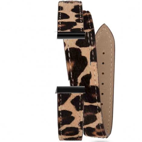 Bracelet interchangeable Herbelin Léopard 17048.76/N