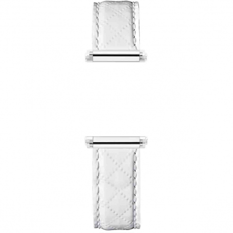 Bracelet interchangeable Herbelin Puntorato Blanc 17048.50