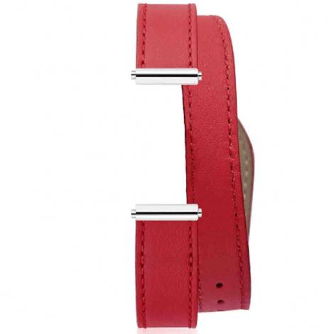 Bracelet interchangeable Herbelin Rouge 17048.79