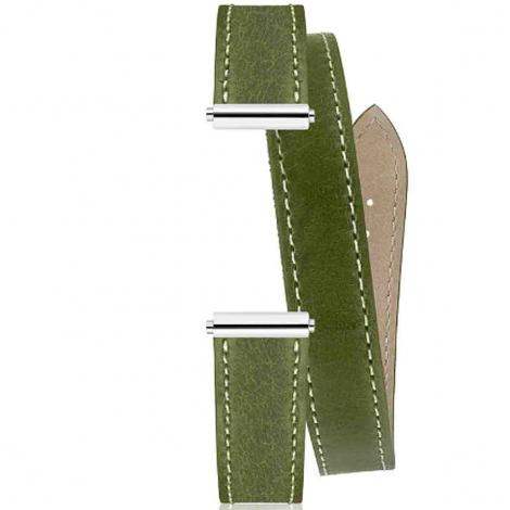 Bracelet interchangeable Herbelin Vert 17048.69