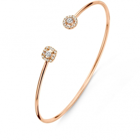 Bracelet jonc diamants One More 0.31 ct - Salina -056577A