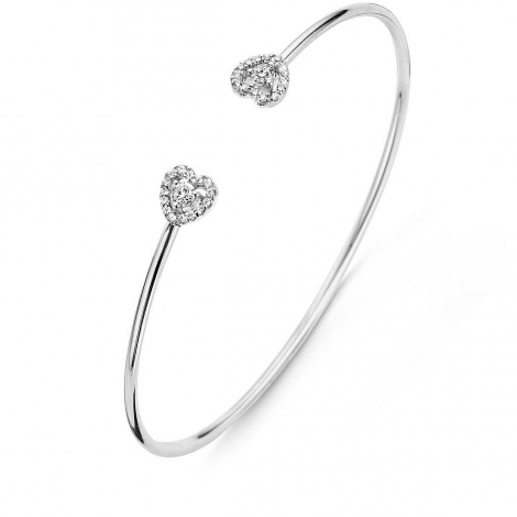 Bracelet jonc diamants One More 0.33 ct - Salina -056402A