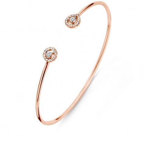 Bracelet jonc diamants One More 0.33 ct - Salina -056592A