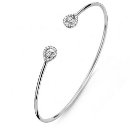 Bracelet jonc diamants One More 0.33 ct - Salina -056594A