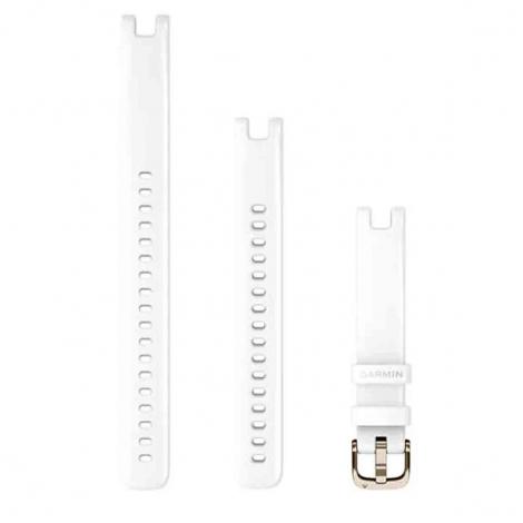 Bracelet Lily Blanc avec boucle Cream Gold  - 010-13068-00