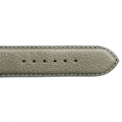 Bracelet Montre cuir de Buffle Gris Lucia - 15619-09