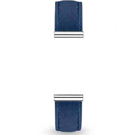 Bracelet montre interchangeable Herbelin bleu oceania  17048.39
