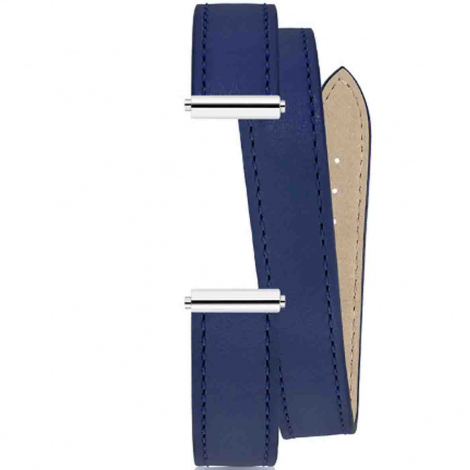 Bracelet montre interchangeable Herbelin Bleu Oceania  17048.74