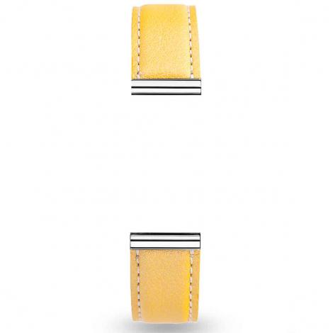 Bracelet montre interchangeable Herbelin jaune 17048.40