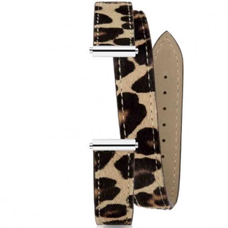 Bracelet montre interchangeable Herbelin Léopard 17048.76
