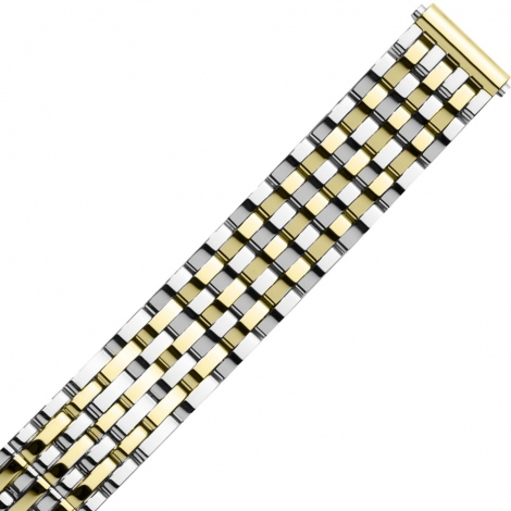 Bracelet montre interchangeable Herbelin Métal Bicolore