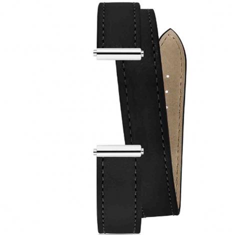 Bracelet montre interchangeable Herbelin Noir 17048.72