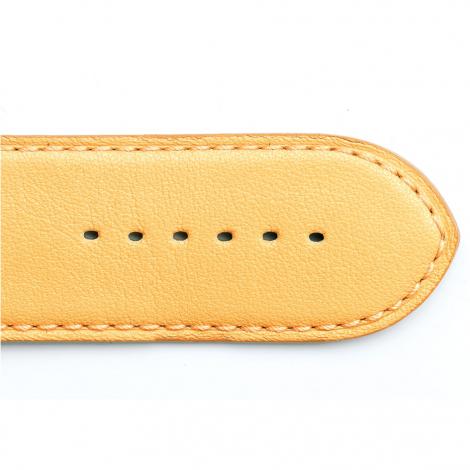 Bracelet Montre Vachette Abricot Femme - Katarina - 24201-26