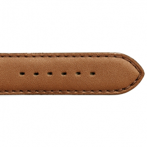Bracelet Montre Vachette Gold Unisexe - Yasmine - 14201-02