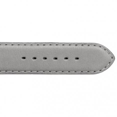Bracelet Montre Vachette  Gris Unisexe - Dakota - 14201-09