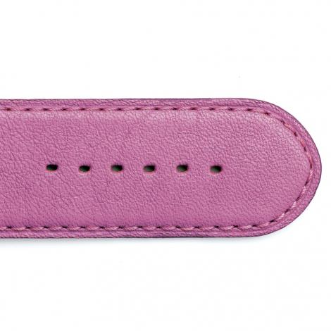 Bracelet Montre Vachette Rose Femme - Mélanie - 24201-17