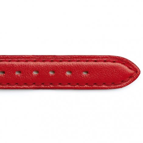 Bracelet Montre Vachette rouge Femme - Mayla - 24201-07
