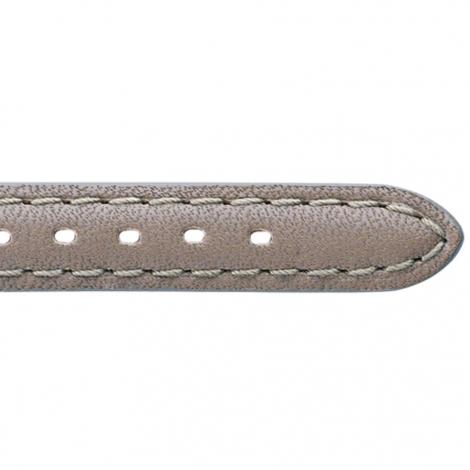 Bracelet Montre Vachette Taupe Femme - Alixe - 14201-20