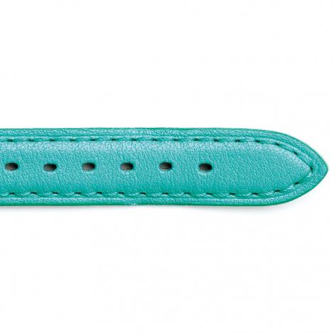 Bracelet Montre Vachette Turquoise Clair Femme - Katherine - 24201-31