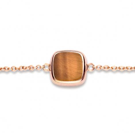 Bracelet Oeil du Tigre - One More  - Pantelleria -058698K