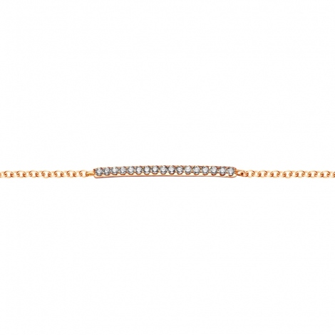 Bracelet One More 0.075 ct -  -52868-A