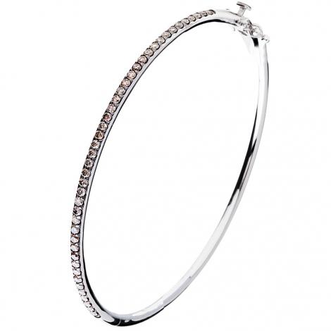 Bracelet One More diamants bruns  0.94 ct - Ischia -048911A3