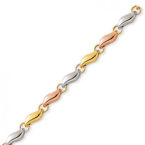 Bracelet or - 3.1g Korail