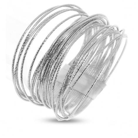 Bracelet Pesavento DNA Spring Grand Rodhié - Lauriane - WDNAD326