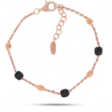 Bracelet pesavento Jolie Polvere Noir  Saturne WPLVB908
