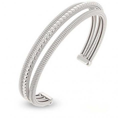 Bracelet Pesavento Pixel triple bracelet argent  Mélanie WPXLB242