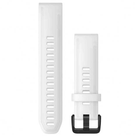 Bracelet QuickFit® Blanc - 20mm - Garmin - 010-12865-00