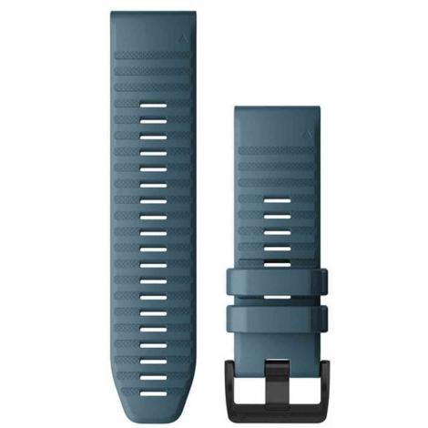 Bracelet QuickFit® Bleu Lagon - 26mm - Garmin - 010-12864-03