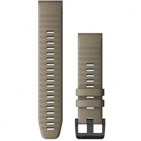 Bracelet QuickFit® Grès Foncé - 22mm - Garmin - 010-12863-02