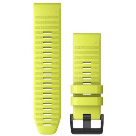 Bracelet QuickFit® Jaune - 26mm - Garmin - 010-12864-04